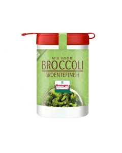 Groentefinish - Mix voor Broccoli