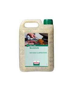World Grill - Basic Seasalt & Lampong Peper