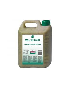 World Grill - Lemon & Green Pepper